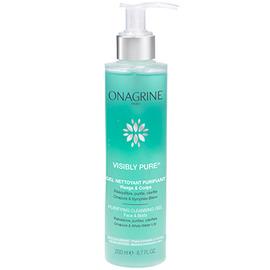 Onagrine visibly pure gel nettoyant purifiant - onagrine -204115