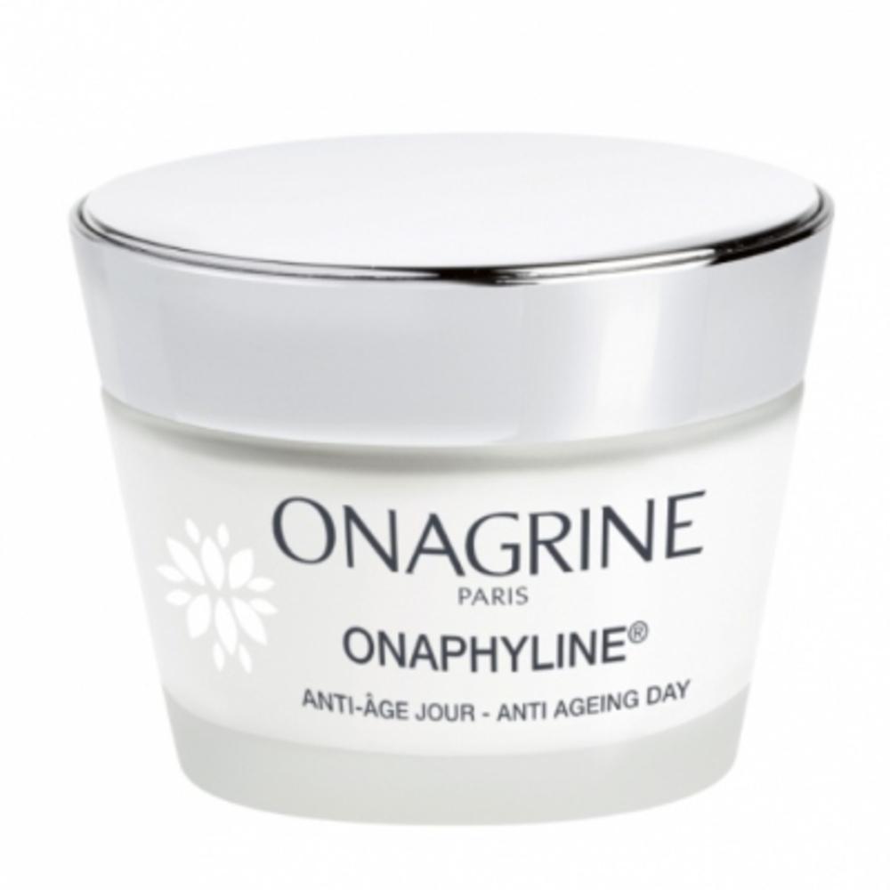 onaphyline cr me anti age jour onagrine achat au meilleur prix pharmacie en ligne. Black Bedroom Furniture Sets. Home Design Ideas