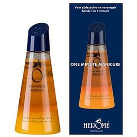 One minute manucure gommage 120ml - herome -221851
