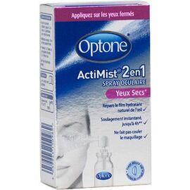 Optone spray yeux secs et irrités - 10.0 ml - optone -185414