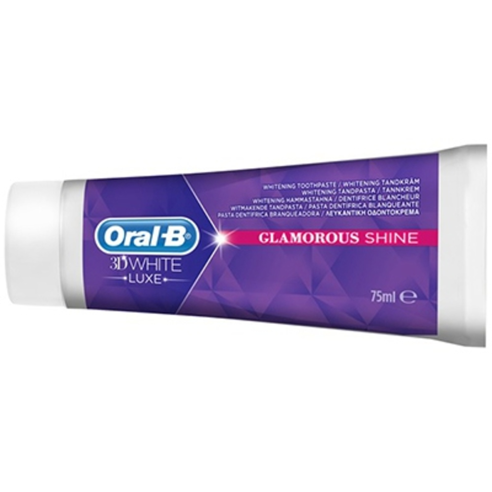 Oral-b 3d white luxe eclat et glamour dentifrice Oral b-149794