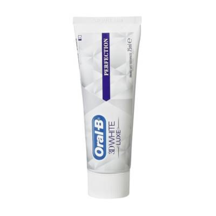 Oral-b 3d white luxe perfection dentifrice Oral b-204036