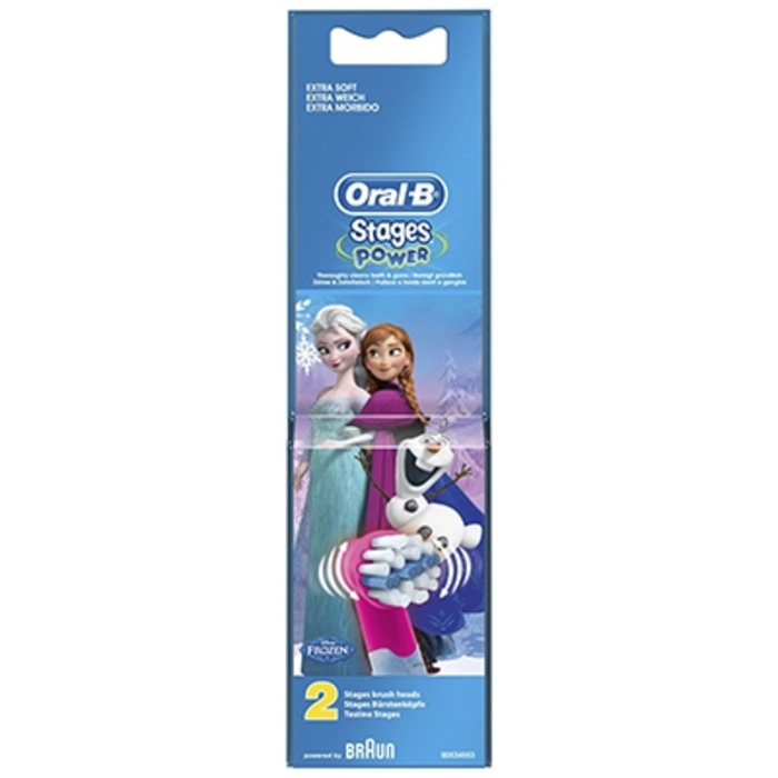 Oral b brossettes stages power reine des neiges Oral b-204041