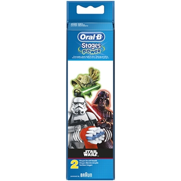 Oral b brossettes stages power star wars Oral b-205730