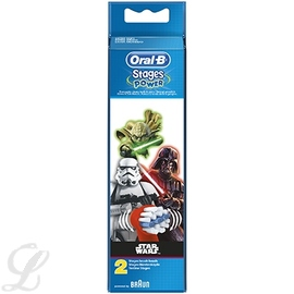 Oral-b brossettes stages power - star wars - oral-b -205730