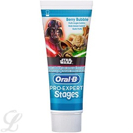 Oral b dentifrice star wars pro expert stages 75ml  - oral-b -205751