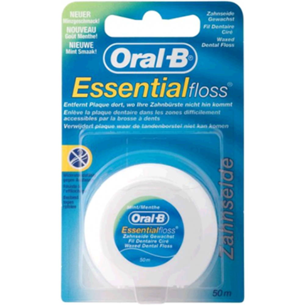 Oral-b fil dentaire essential floss - oral-b -144729