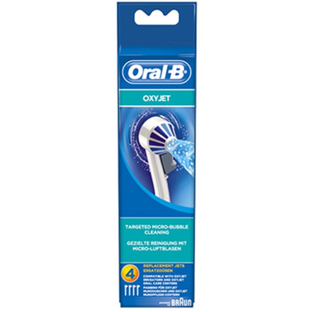 Oral-b oxyjet ed17 canules - oral-b -198767