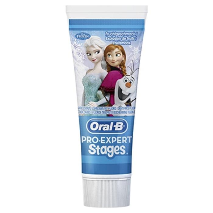 Oral b stages dentifrice reine des neiges 75ml Oral b-204043