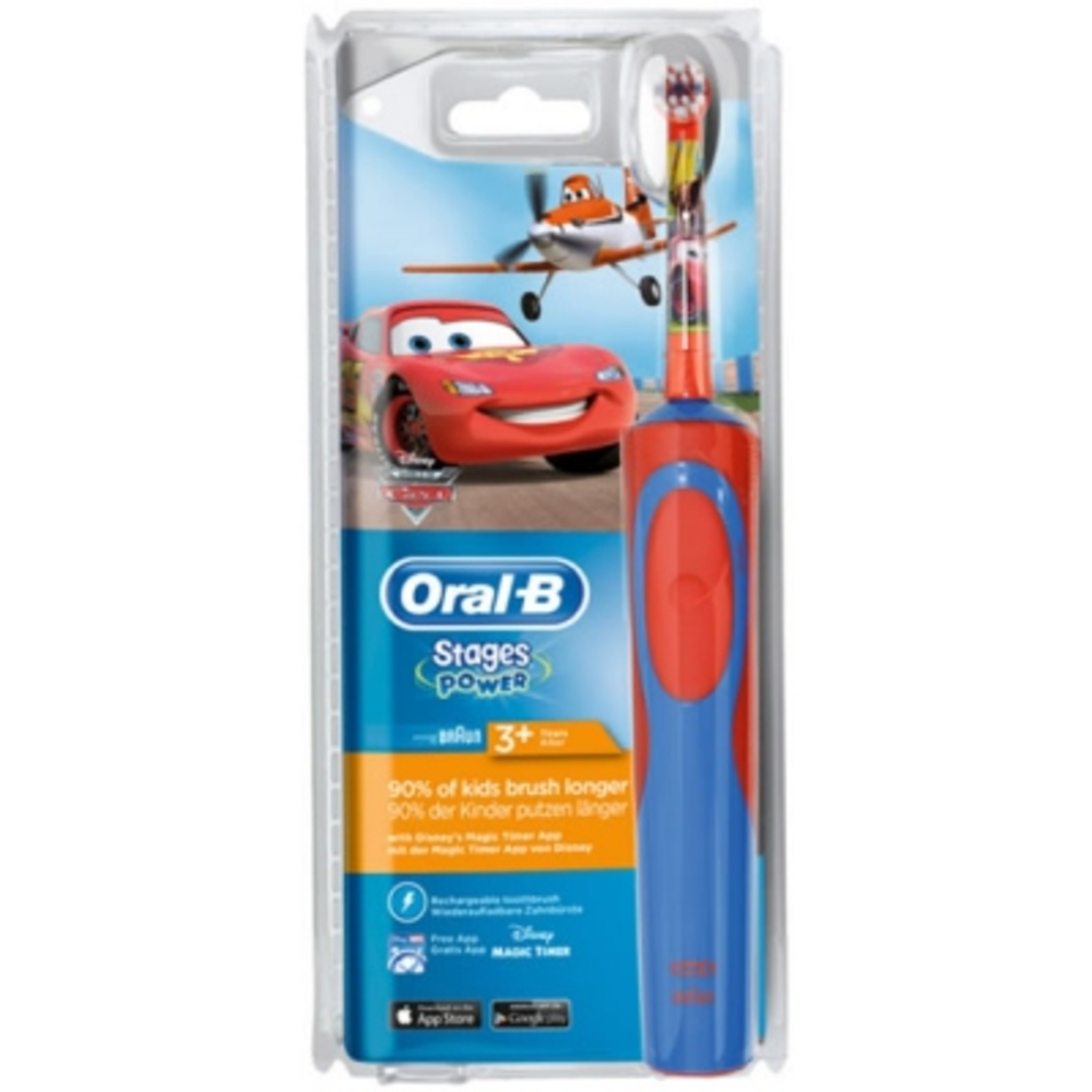 Oral-b stages power - cars - oral-b -201871