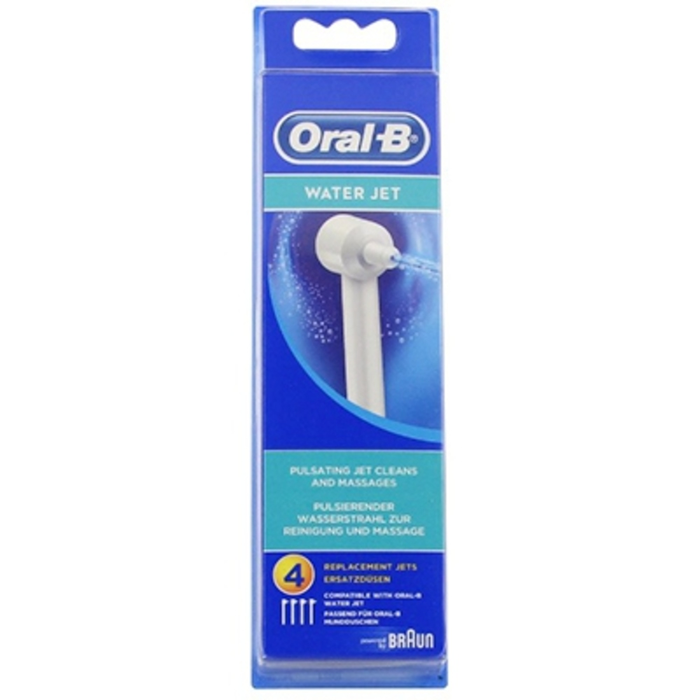 Oral-b waterjet canules pack de 4 - oral-b -199998
