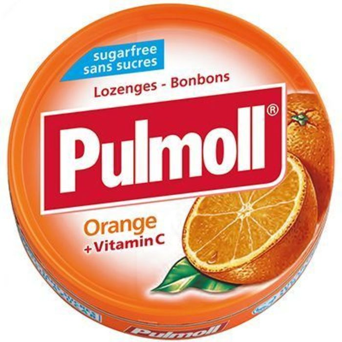 Orange vitamine c 45g Pulmoll-148230