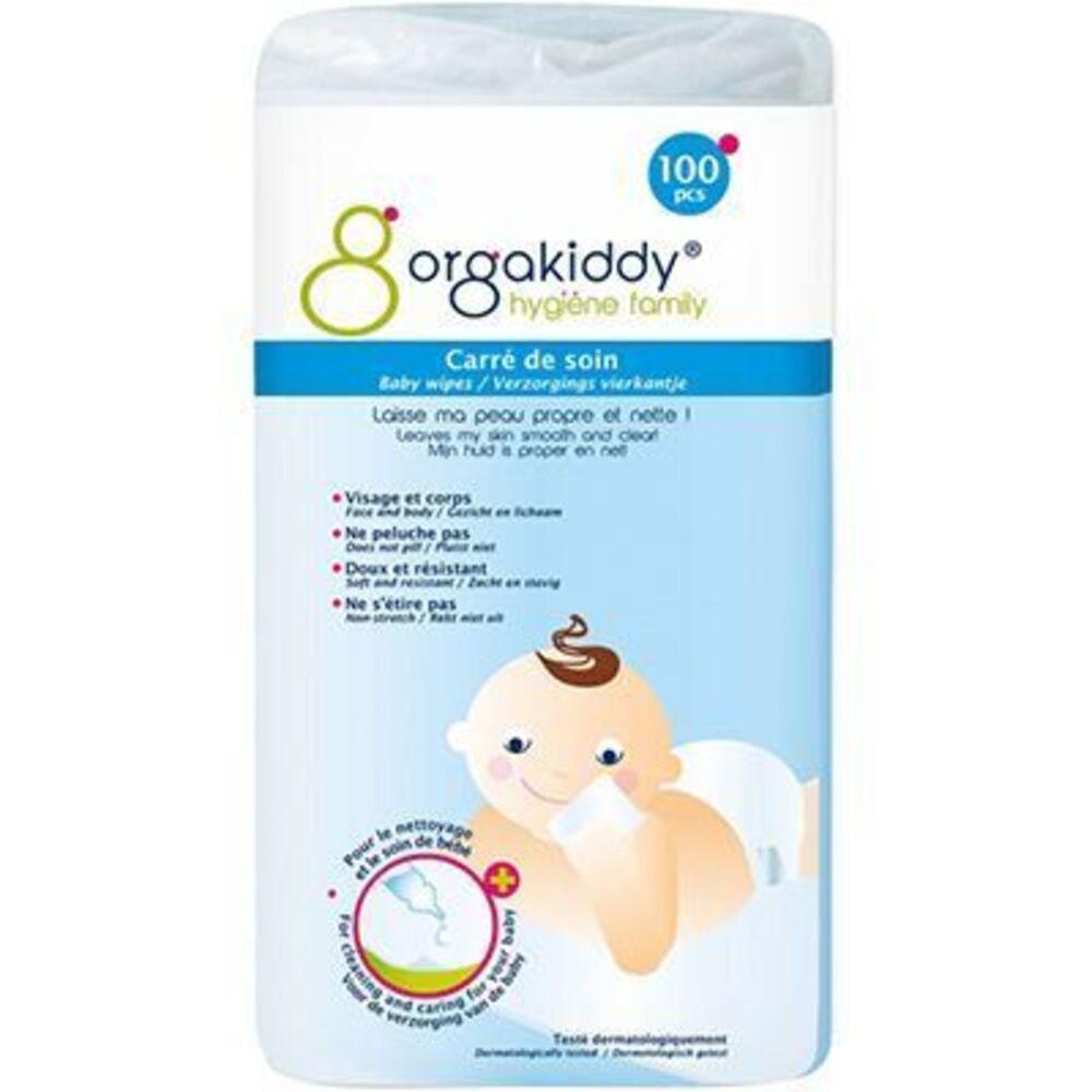 Orgakiddy carré de soin x100 - orgakiddy -223752