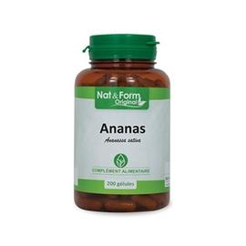 Original ananas - 200 gélules - 200.0 unites - nat & form -6602