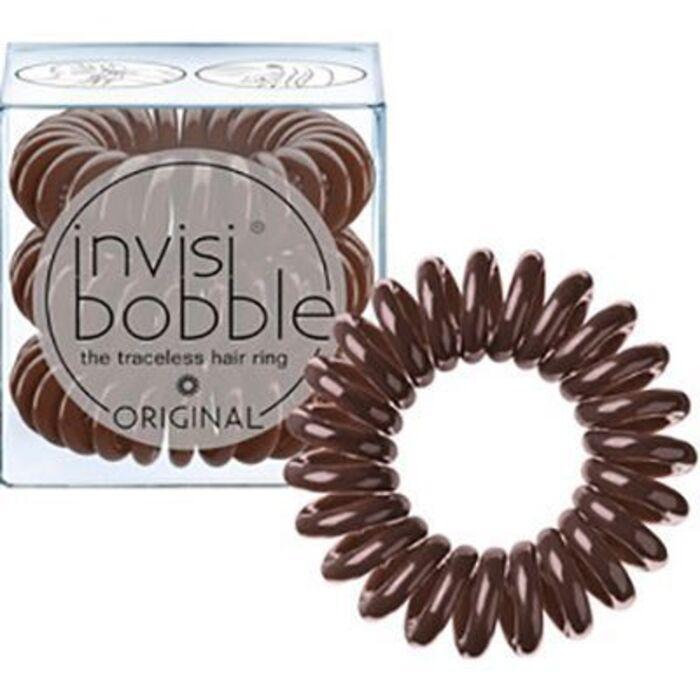 Original pretzel brown lot de 3 élastiques Invisibobble-226085