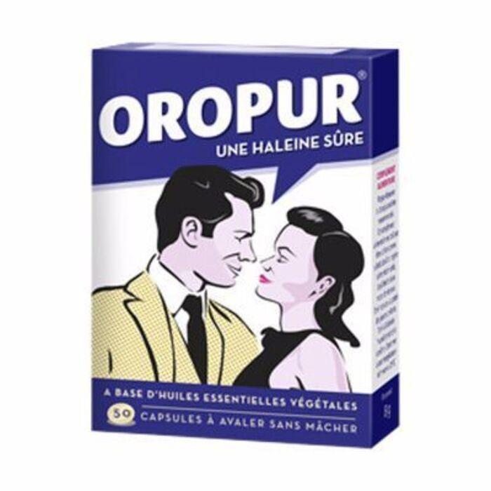 Oropur 50 capsules Menarini-147771