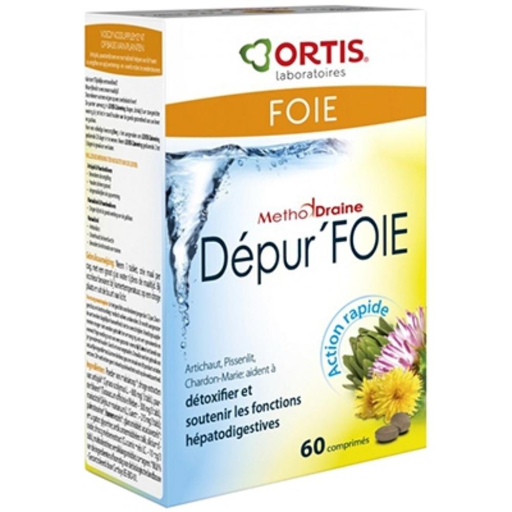 Ortis methoddraine dépur foie - divers - ortis -139092