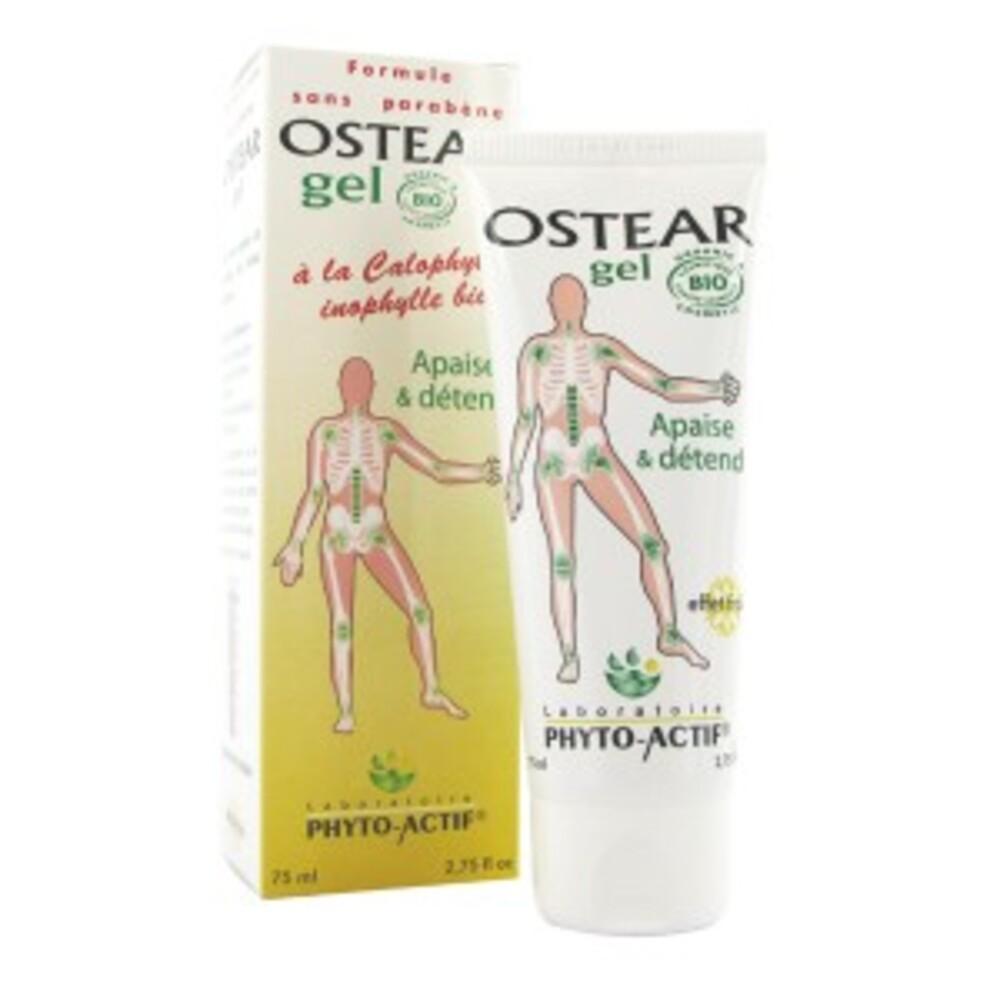 Ostear gel - 75.0 ml - les cométiques bio - bioregena Soulage vos douleurs articulaires-10031