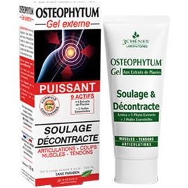 Osteophytum gel externe - 100.0 ml - 3 chenes Décontracte et apaise-11807
