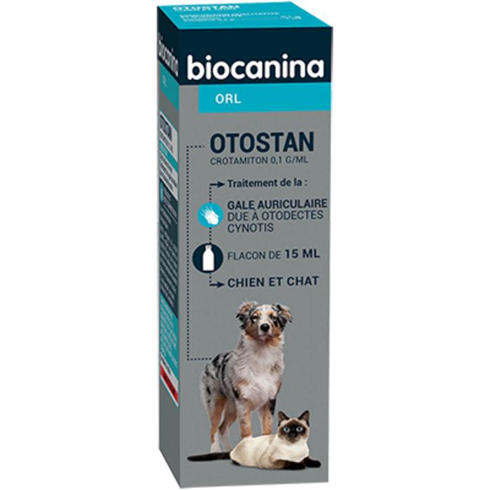 Otostan 15ml Biocanina-213219