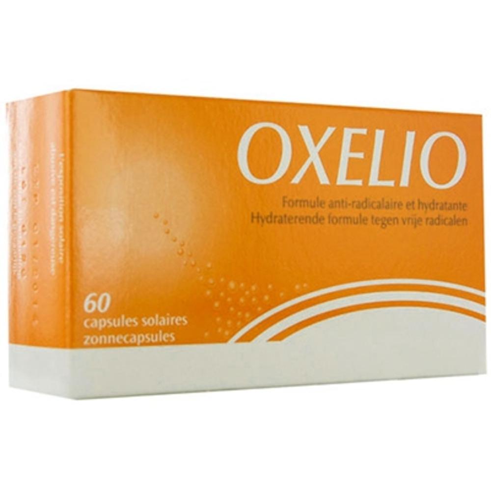 Oxelio 60 capsules - jaldes -147773