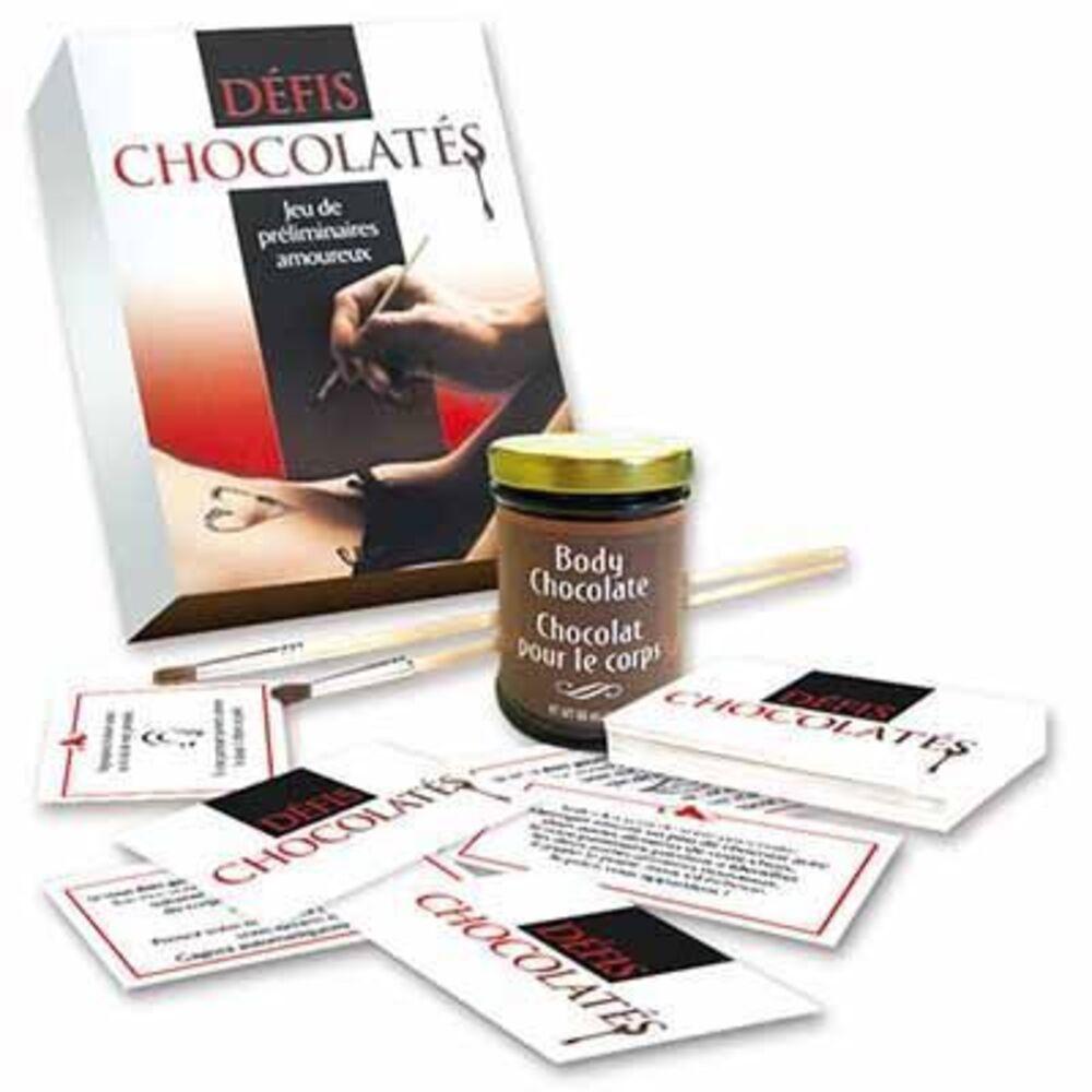 Ozze défis chocolatés - ozze -223600