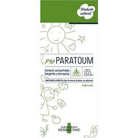 P'tit paratoum goût cassis 150ml - herbaethic -221516