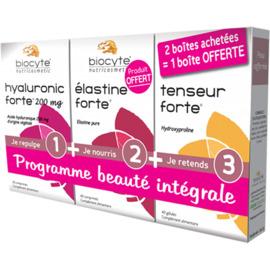 Pack beauté intégrale - biocyte -220582
