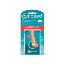 Pansement ampoules petit format - 6.0 unites - soins des plaies - compeed -142860