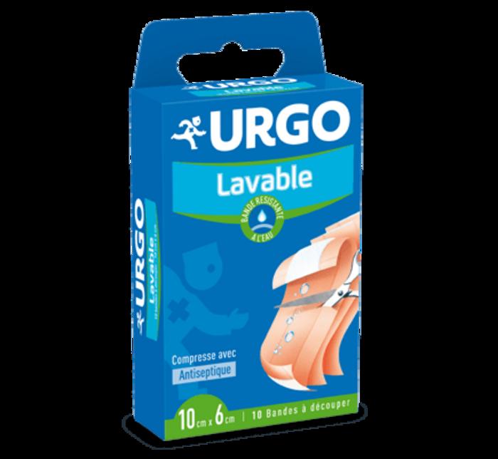 Pansements lavable bandes 10cm x6cm Urgo-145374