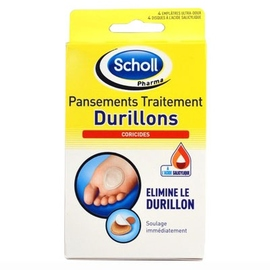 Pansements traitement durillons - scholl -195002