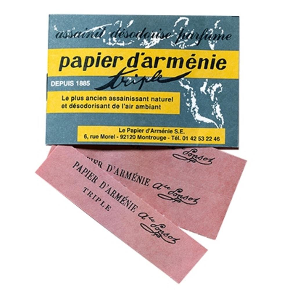 Papier d'armenie - papier armenie Désodorisant-8031