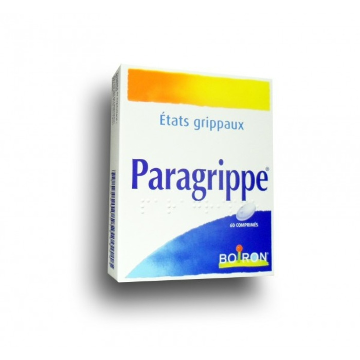 Paragrippe - 60 comprimés Boiron-206968