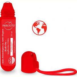 Parakito anti-moustiques & anti-tiques roll-on extra fort 20ml - parakito -226256