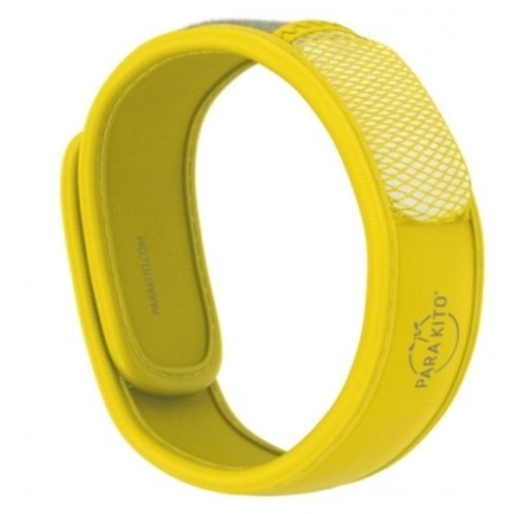 Parakito bracelet anti-moustique jaune - anti-moustiques - parakito -13390