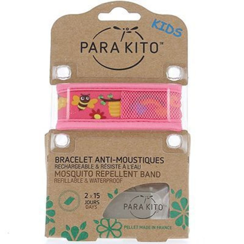 Parakito kids bracelet anti-moustique abeille - parakito -220885