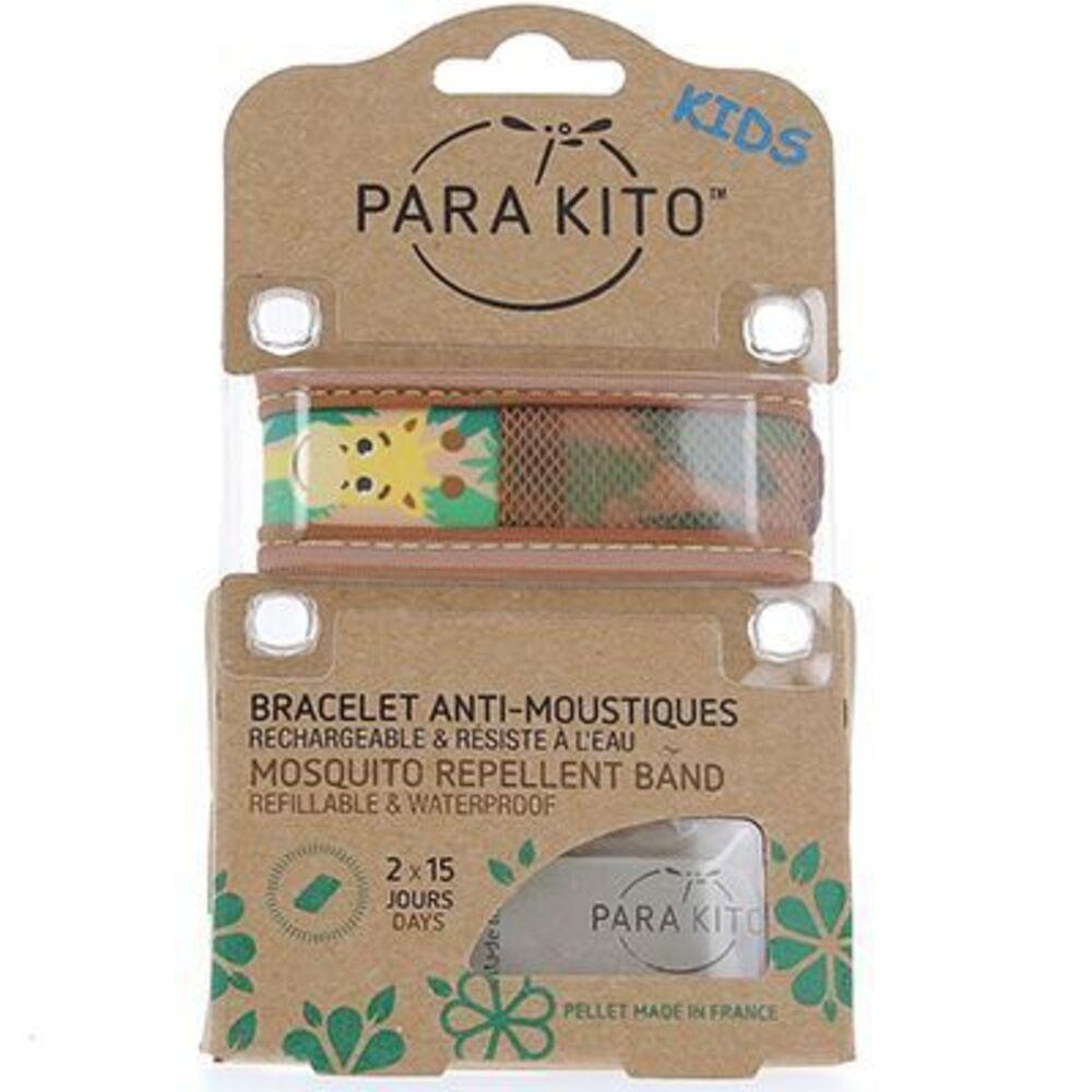 Parakito kids bracelet anti-moustique girafe - parakito -220887