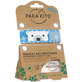 Parakito kids bracelet anti-moustique ours polaire - parakito -213927