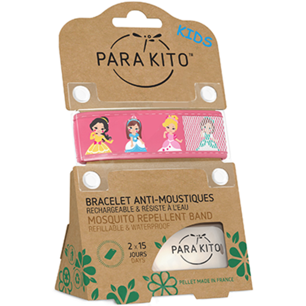 Parakito kids bracelet anti-moustique princesse - parakito -213929