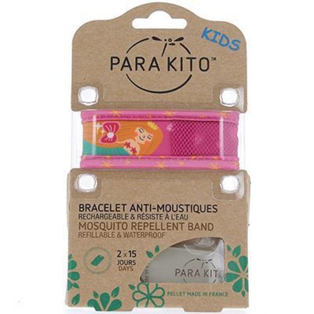 Parakito kids bracelet anti-moustique sirène - parakito -220890