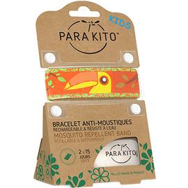 Parakito kids bracelet anti-moustique toucan - parakito -213930