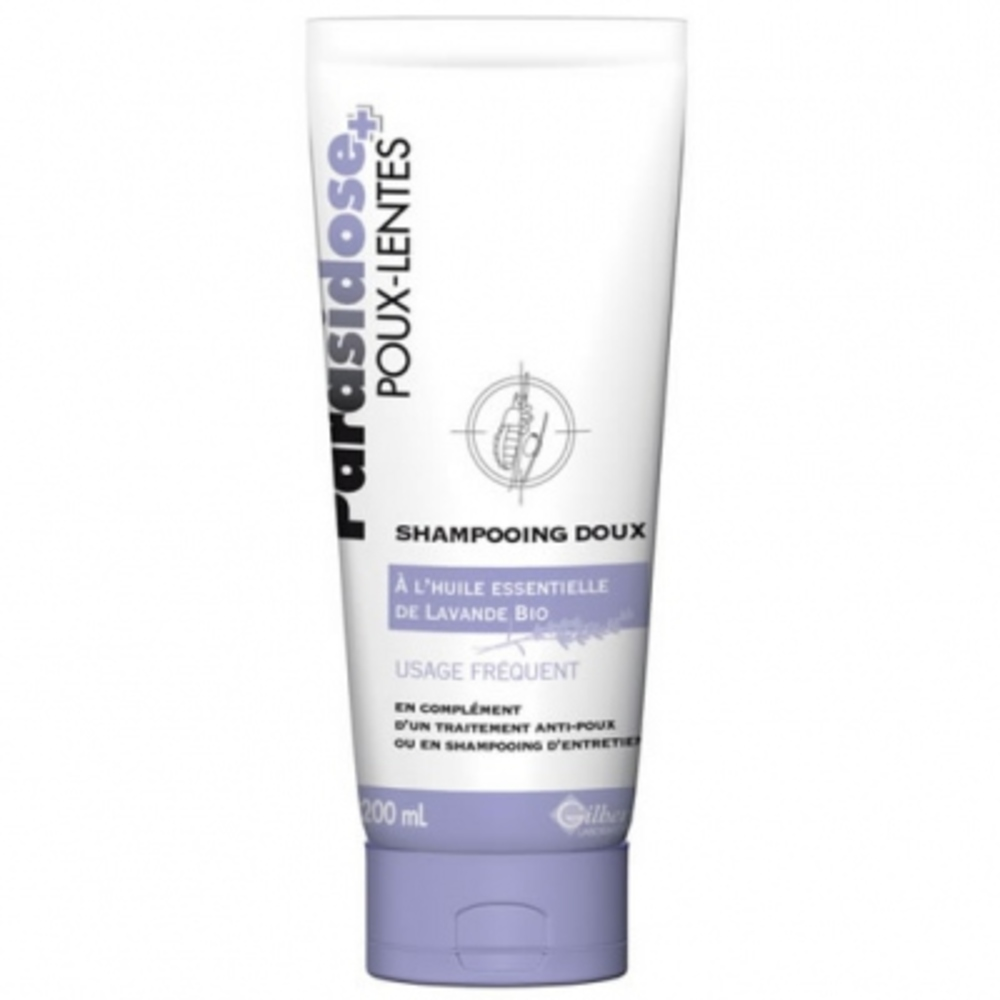 Parasidose poux/lentes shampooing doux - parasidose -199128