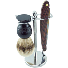 Parker stand rasoir et blaireau - parker -210976