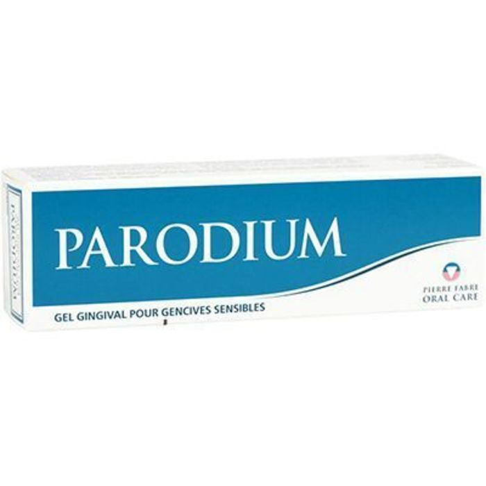 Parodium soin gel gingival gencives sensibles 50ml Pierre fabre-219250