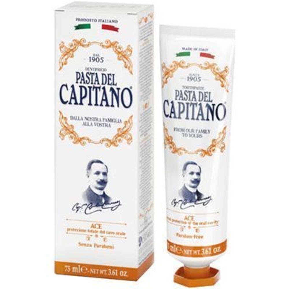Pasta del capitano dentifrice ace 75ml - pasta-del-capitano -222715