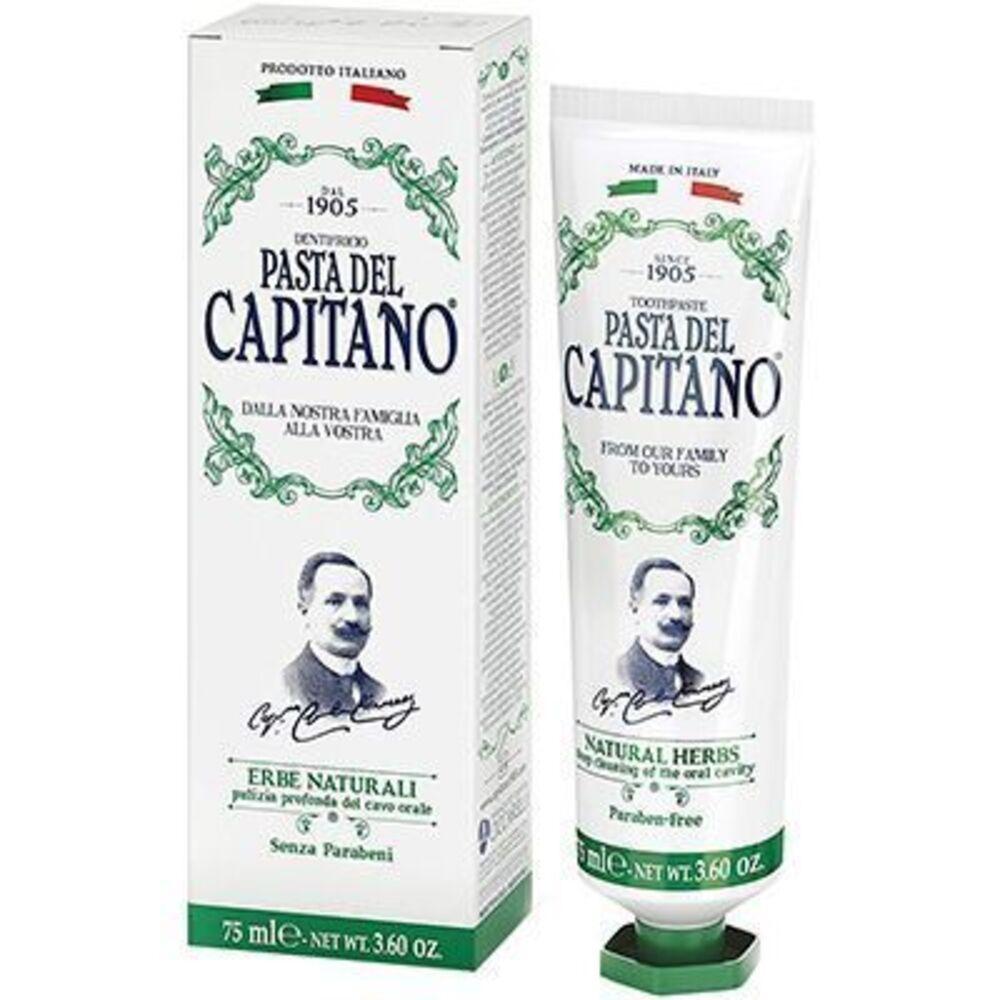 Pasta del capitano dentifrice natural herbs 75ml - pasta-del-capitano -222718