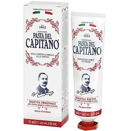 Pasta del capitano dentifrice original recipe 75ml - pasta-del-capitano -222719
