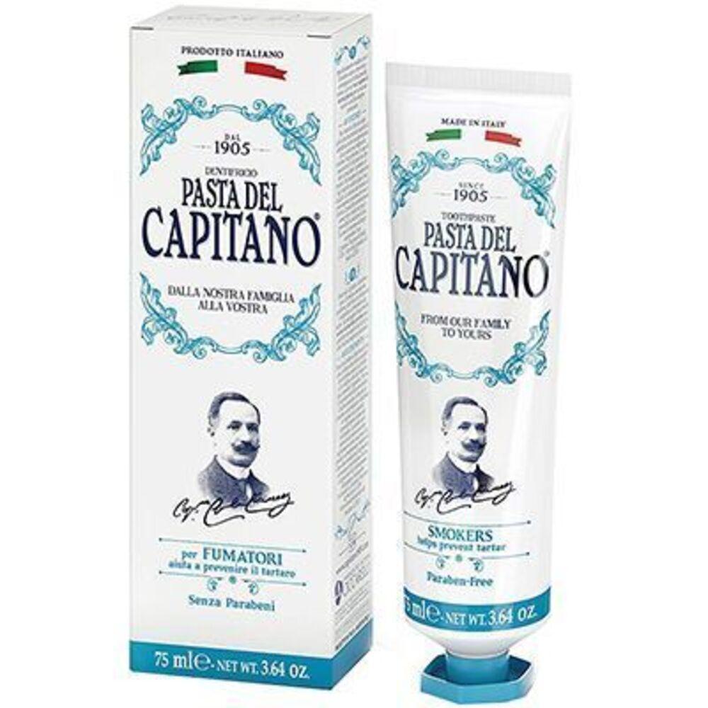 Pasta del capitano dentifrice smokers 75ml - pasta-del-capitano -222717