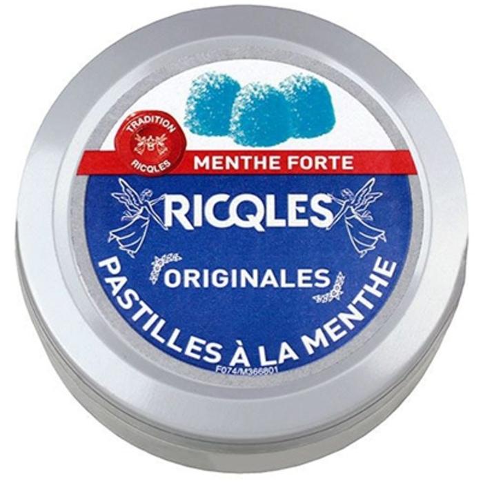 Pastilles à la menthe Ricqles-132020