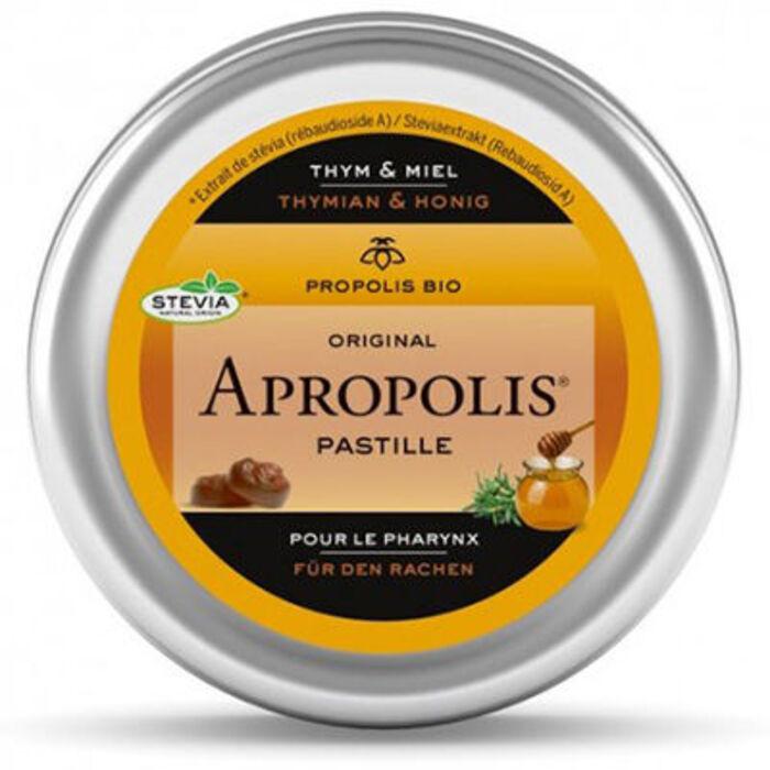Pastilles thym & miel larynx 40g Apropolis-225343